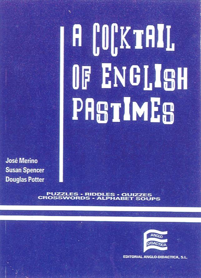 A Cocktail of English Pastimes