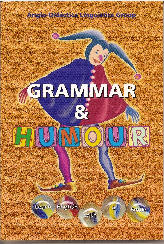 Grammar & humor. Learn English with a smile